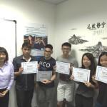 Intermediate English Students Photo
